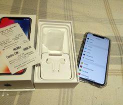 Iphone X 64 GB Zánovní_Koupen14_9_2018