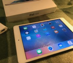 iPad mini 16GB (krabička, tvrzené sklo)
