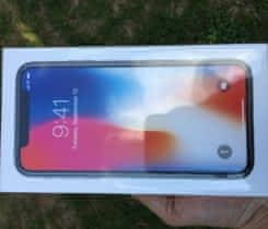 Fungl novy Iphone X 64gb space gray.