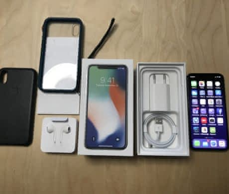 IPhone X Silver 256GB – záruka