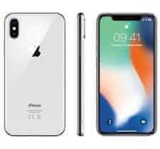 iPhone X 64GB Silver koupím nebo vyměním