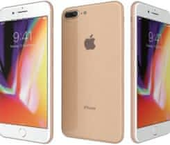 JAKO NOVÝ – IPHONE 8PLUS GOLD 64GB