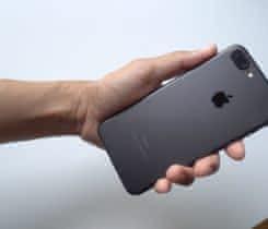 iPhone 7 PLUS 128 GB černý ZÁRUKA