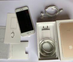 iPhone 7 Gold – 128GB (včetně krytů)