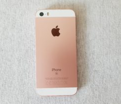 iPhone SE 128gb rosa gold
