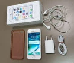 Iphone 5s 16GB white , stav noveho