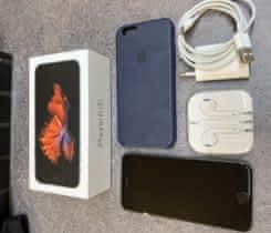 Prodám iPhone 6s 64GB space grey