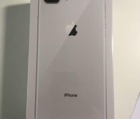 iPhone 8 plus – 64 GB