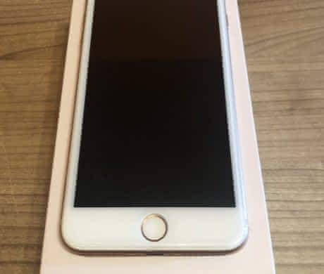 Apple iPhone 8 Plus 64GB GOLD, ZÁRUKA