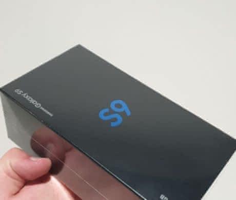 [Nový, nerozbalený]Samsung S9 – 64GB