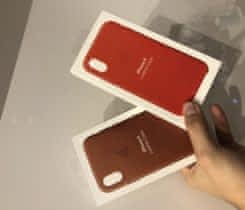iPhone X – Leather case