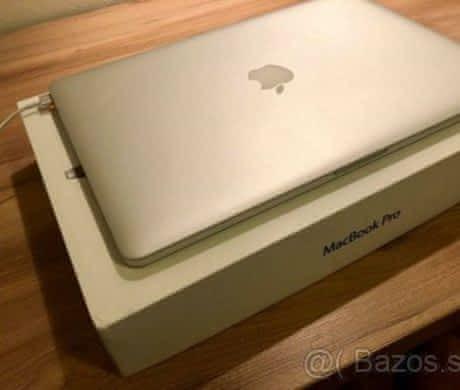 Macbook Pro 15 model late 2013