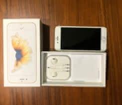 IPhone 6s 64GB růžově zlatý TOP stav