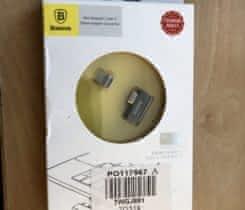 Baseus  USB-C  magnetický konektor