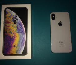 Prodám Iphone xs 64 GB Silver