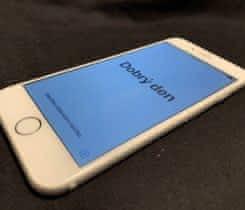 iPhone 6 16GB, stříbrný, s novou baterií