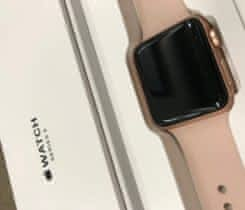Apple Watch series 3, rose gold