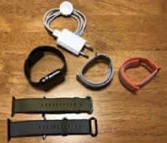 Apple Watch série 3 42mm (vesmírně šedé)
