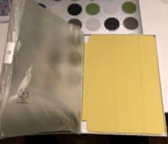 iPad Pro Smart Cover Yellow