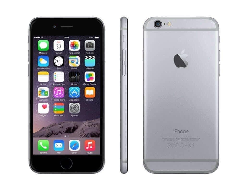 iphone 6plus black