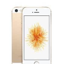 iPhone SE 128GB gold, záruka