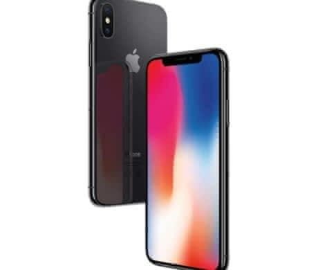P: Apple iPhone X