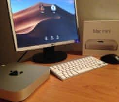 MAC mini v ZÁRUCE + Apple klávesnice