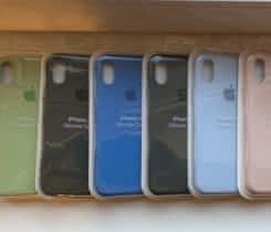 Silikonový kryt iPhone X,XS,XS MAX,XR