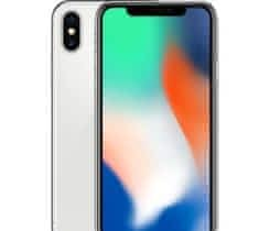 Vymenim iphone 8+ silver 64 za Iphone X