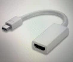 Adaptér Mini Displayport -> HDMI M/F