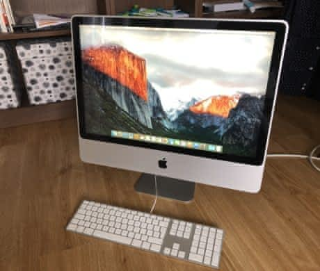 iMac 24, 2009