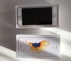 Iphone 6s gold, záruka