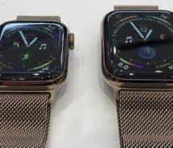 Koupim watch 4 ocelové!