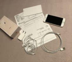 Prodám Apple Iphone 8, 256GB, zlatá