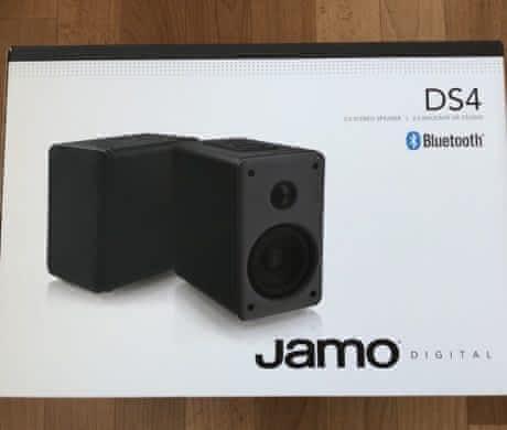 JAMO DS4 reproduktory – záruka!