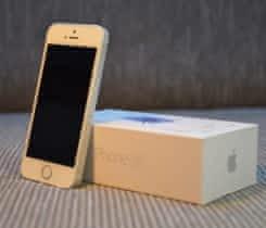 iPhone SE Silver 64GB – perfektní stav