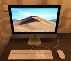 "iMac 21,5"" Late 2013 – 2.7GHz – 1TB HDD"