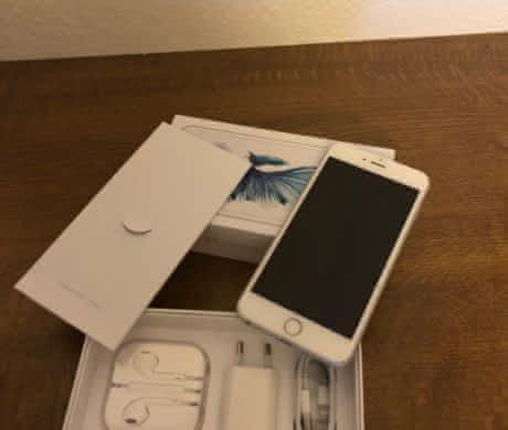prodej Iphone 6SPlus/128GB/silver