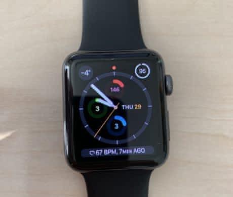 Apple Watch 2 Space Gray Aluminium