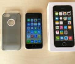 Nabízím iPhone 5s 16 GB vesmírně šedý