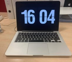 "MacBook PRO 13"", 1T, 16GB RAM, I7 3,1GHZ"