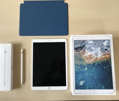 """iPad Pro 10,5"""" – silver 256gb Wi-fi"""