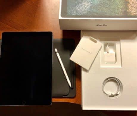 """iPad Pro 12,9"""" 64GB Cellular + Case/Penc"""
