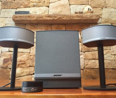 BOSE Companion 5 Multimedia Sound System
