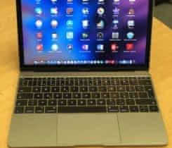Prodám skvělý Macbook 12, vesmírně šedá