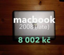 macbook 2008 (late)