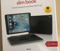 "Klávesnice ZAGG Slim Book iPad Pro 9.7"""