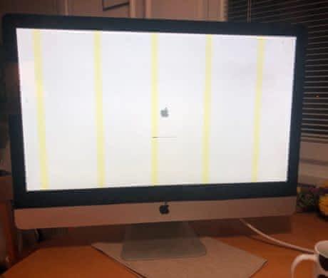 iMac 27-inch Late 2009 – NEFUNKČNÍ