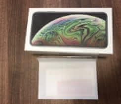 iPhone XS Max 256GB, záruka 2roky, ČR