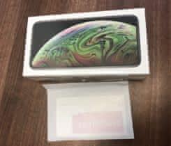 iPhone XS Max 512GB, záruka 2roky, ČR